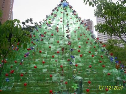 Árvore de Natal Ecológia - ECOFICINA
