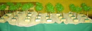 troféu árvore