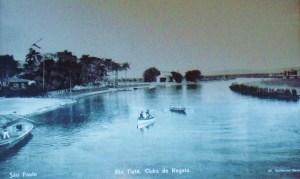 Clube Regatas do Tietê - cerca de 1905