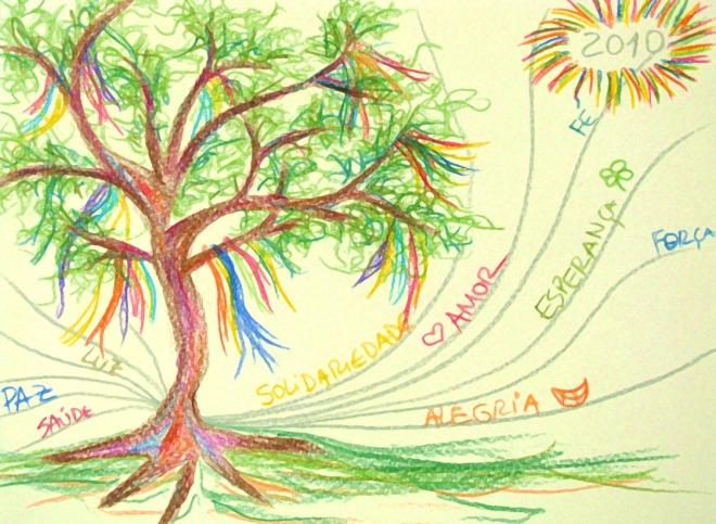 Boas Festas do Árvores Vivas! AMOR PAZ SAÚDE ALEGRIAS ESPERANÇA FORÇA FÉ SOLIDARIEDADE