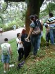 Conhecendo a Copaíba - treinamento monitores Recreio nas Férias 2010