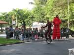 circo no parque